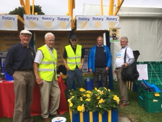 Formby Rotary blooming marvellous