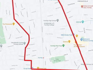 Merseyside Police introduce a Dispersal Zone in Formby from tonight