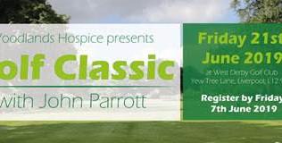 Woodlands Hospice Annual John Parrott Golf Classic