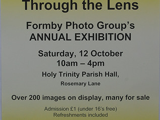 Formby Photo Group's Annual Exhibition 2019