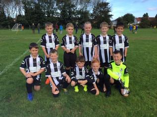 Formby Junior Sports Club - Franks report  - 28/10/19