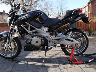 For Sale Aprilia Shiver motor bike