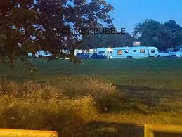 MP urges action to stop repeat of travellers' illegal encampment