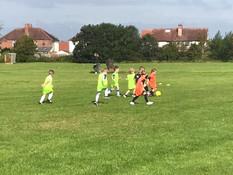 Formby Junior Sports Club - Franks report