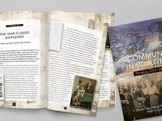 Book about the history of Formby during WW1 out now