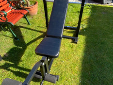 For Sale - Weight Bench