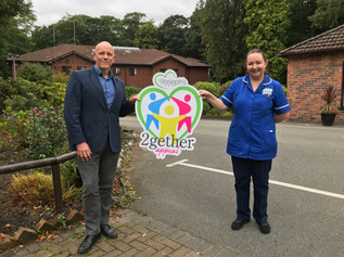 Hospice launches 2gether Appeal to ensure future sustainability