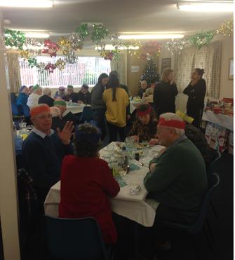 Formby Hub Christmas Day Meal