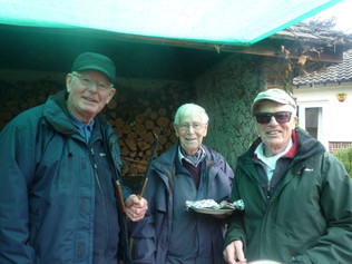 Formby Rotary heat up the BBQ in aid of the charity Moving Mountains