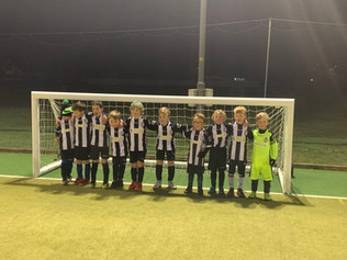 Formby Junior Sports Club - Franks report 02/12/19