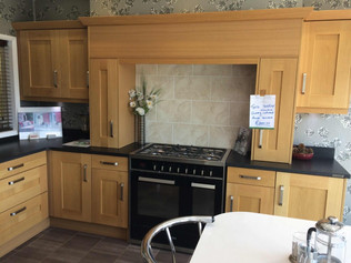 Ex Display Kitchen for sale