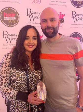 Artelier Hairdressers Up For Another Top National Customer Services Award Ahead Of Salon Reopening N