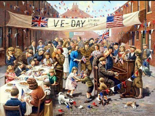 Formby VE Day Celebrations will be held on Saturday 9th May