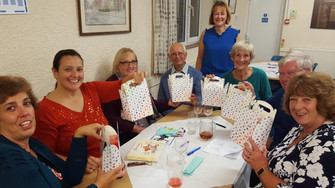 A busy month for Formby Squirrels Rotary Club