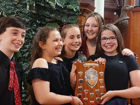 Formby's VOICE YOUR VOICE youth choir sings to millions and become multi award winners!