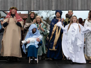 Formby Nativity Musical takes place on Saturday 8th December