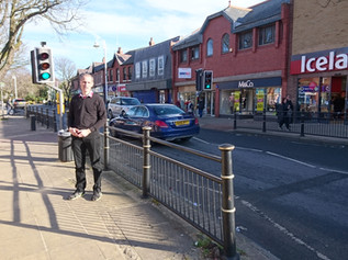 MP's concern for high street after another Formby village closure
