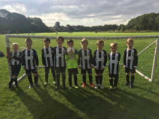 Formby Junior Sports Club - Franks report 09/12/19
