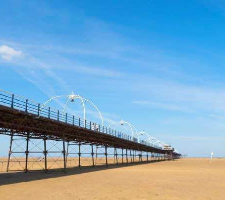 Blue skies with temperatures as high as 23°C