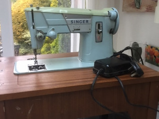 Sewing machine for sale