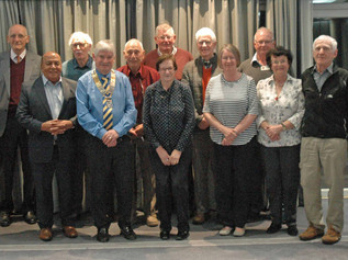 New members welcomed to Formby Rotary Club