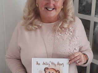 Local Formby author has new book out now
