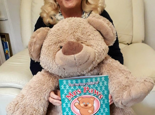 Local author releases new book - Further Antics Of Mrs Paws