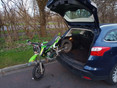 Stolen property, Scrambler bikes, drugs and a weapon, all seized in Formby