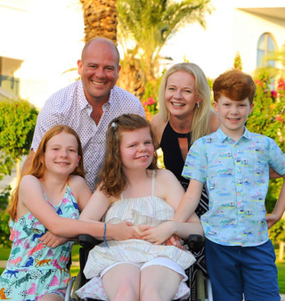 Formby couple's first virtual event raised £10,000 for Rainbow Hub