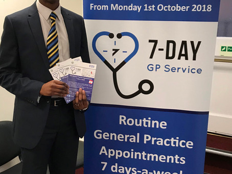 There are more ways to see your GP this winter including evenings and weekends