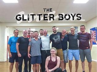 The Glitter Boys dance their way to 5K for Rainbow House