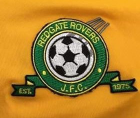 New intake for Redgate Rovers Junior Football Club