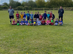 Frank's Report from Formby Junior Sports Club