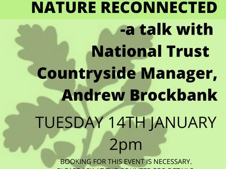 January Talk at Formby Library