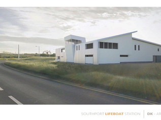 Land is now secure for a new 1.4m Lifeboat Station in Southport