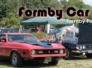 Entries Open for Second Edition of Successful Formby Car Show
