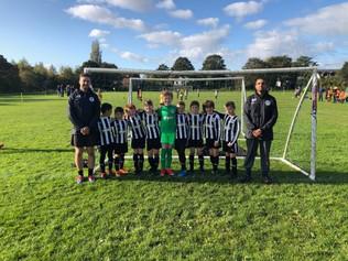 Formby Junior Sports Club - Franks report  - 04/11/19