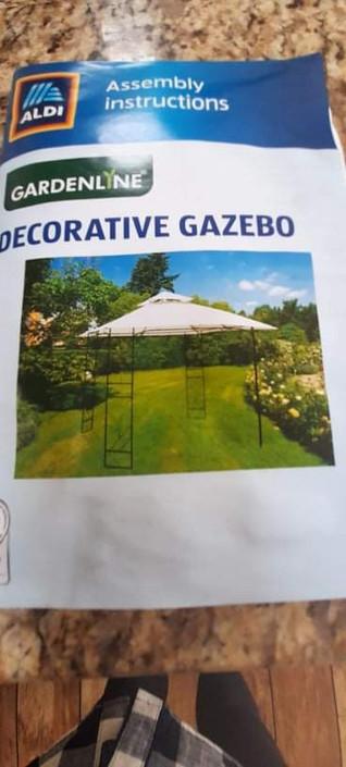Gazebo for sale
