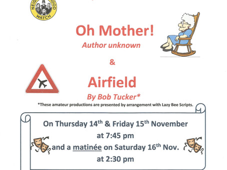 Neighbourhood Watch play comes to Formby