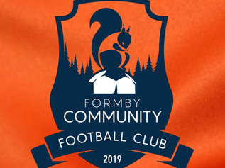 Formby Community Football Club - The club for the community