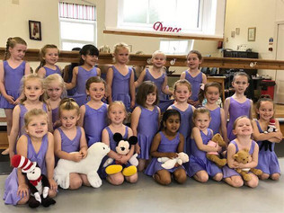 Formby School of Dance & Performing Arts has places available in their pre-school classes