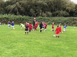 Formby Junior Sports Club - Frank Rourke's report