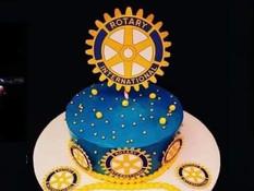 Rotary club celebrates it's 116 birthday