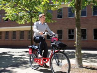 Bike & Go offers free bike hire to new subscribers during Bike Week