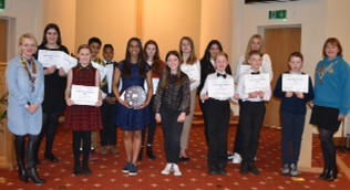 Formby and Formby Squirrels Rotary Club's Young Musicians Competition