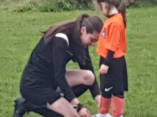 Kind-hearted referee praised by parents and players