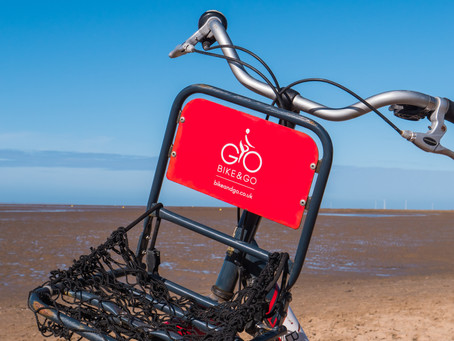 The search is on for Formby's most Instagrammable bike rides