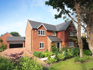 Imposing show home unveiled in Formby