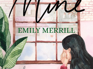 Young local author releases her debut novel - Mine