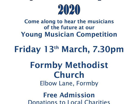 Rotary Young Musicians Competition